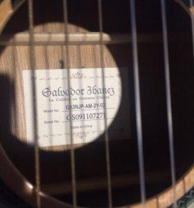Гитара Jbanez