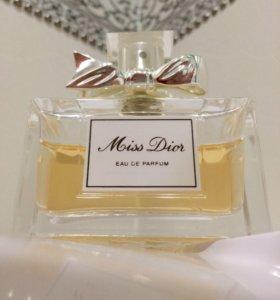 Miss Dior Eau De Parfum ОРИГИНАЛ.