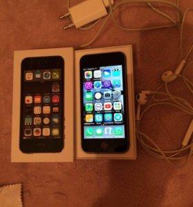 iPhone 5 s 16 гиг