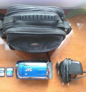 Камера JVC GZ-MS120AER