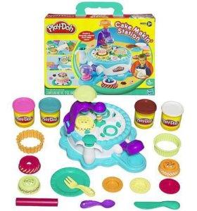 play doh - станция для лепки из пластилина