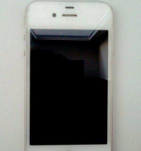 iPhone 4 s | + чехол
