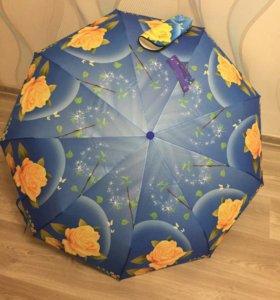 Зонт женский( новый)