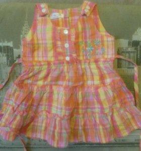 Платье (92 - 2 года)
