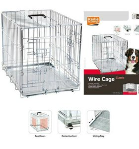 Клетка-вольер для собак 93*62*67см