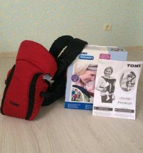Рюкзак-переноска для детей TOMY