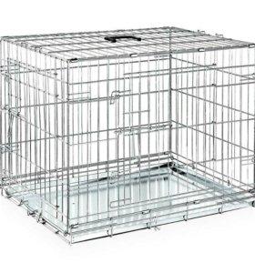 Клетка- вольер для собак 77*54*47 см