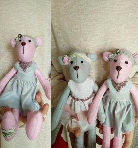 Мишки Тильда