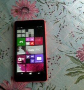 Телефон Microsoft limia 535