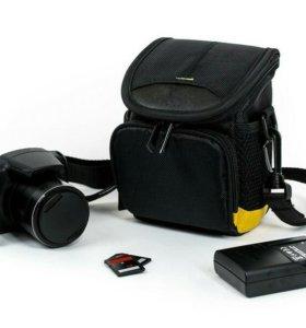 Сумка для фотоаппаратов Nikon Coolpix