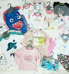Mothercare детская одежда