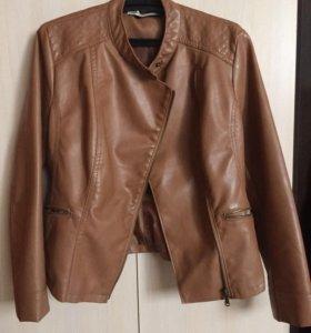 Куртка - косуха из эко кожи