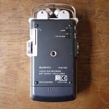 Звуковой рекордер Sony PCM D50