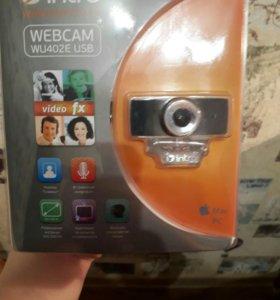 Веб-камера intro