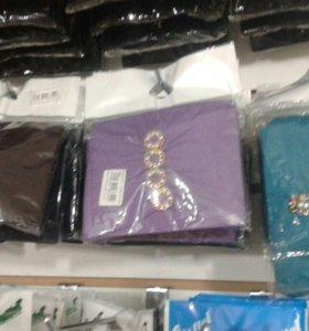 Шапочки -амирки под платок.