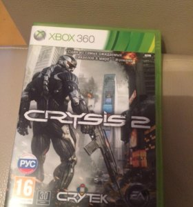 Crysis 2 на Xbox 360