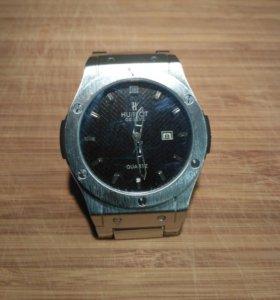 Мужские часы hublot metall
