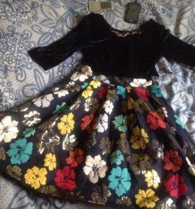 Почти новая платье !