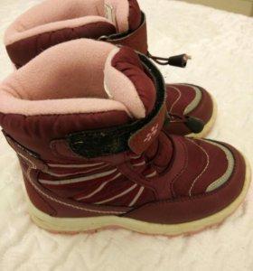 Зимние ботинки Bi&Ki