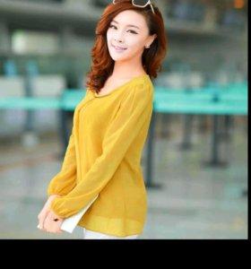 Новая блузка размер 40-42