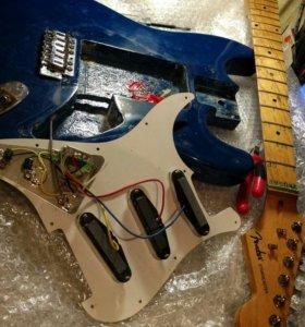 Ремонт и апгрейд гитар