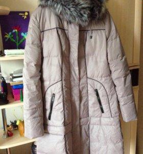 Пуховик Covily зима 48-50