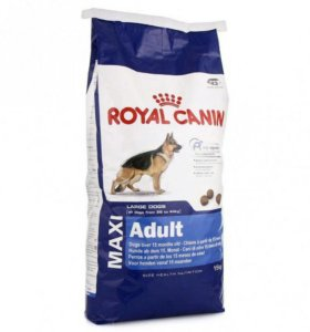 Royal Canin maxi adult 15 кг.