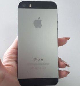 iPhone 5s 16gb black СРОЧНО