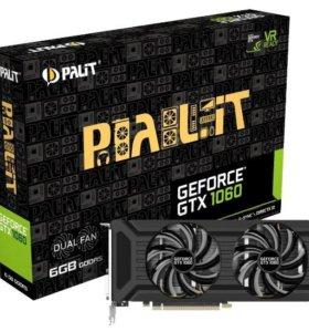 GeForce GTX 1060 Palit 6Gb