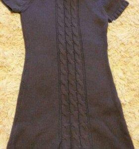 Свитер платье