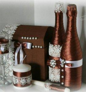 Эксклюзивные свадебные наборы