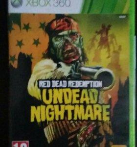 Игра Undead Nightmare для xbox360