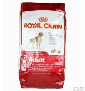 Royal Canin medium adult 15 кг.