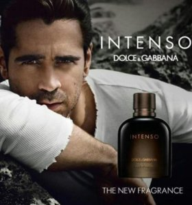 Dolce&Gabbana Pour Homme Intenso.