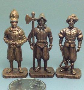 Солдатики из Киндера, серия SWISS