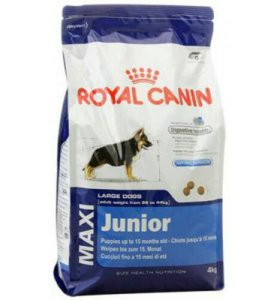 Royal Canin maxi junior 15 кг.