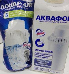 Сменный блок в фильтр для воды Аквафор