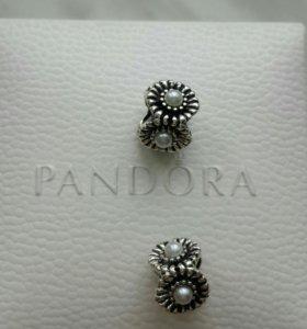 Шармы для браслета Pandora