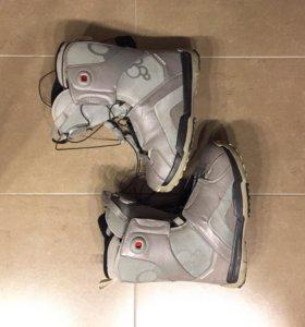 Сноубордические ботинки SALOMON