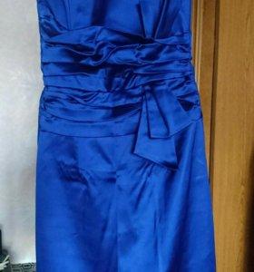 Платье выпускное 42-44 S