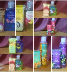 Мыло, шампунь, гель для душа