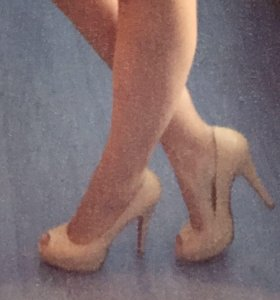 Туфли (как Лабутены)