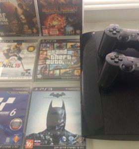 Playstation 3 SuperSlim 500gb + PSP