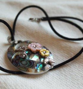 Украшение, ожерелье, кулон, подвеска