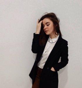 пиджак-пальто
