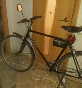 Велосипед спортивный ХВЗ