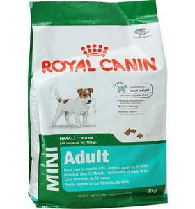 Royal Canin mini adult 8 кг.