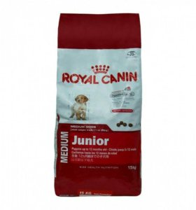 Royal Canin Medium junior 15 кг.