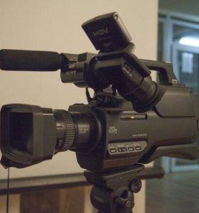 Цифровая видеокамера Sony HVR-HD1000E. Торг. Обмен