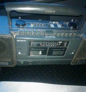 Sony CFS-DW38L